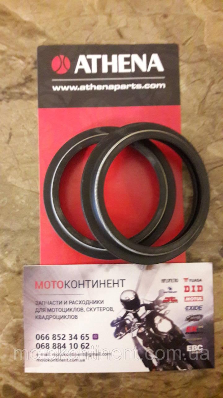 Пильник вилки 46x58,5x11,6 Athena P40FORK455120 Suzuki DR-Z 400/Suzuki RM 250/Suzuki RM 250