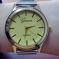 Geneva Женские часы Geneva Steel Unique