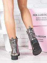 Ботинки кожаные Софи 6777-28, фото 3
