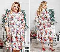Красивое платье Батал Анна