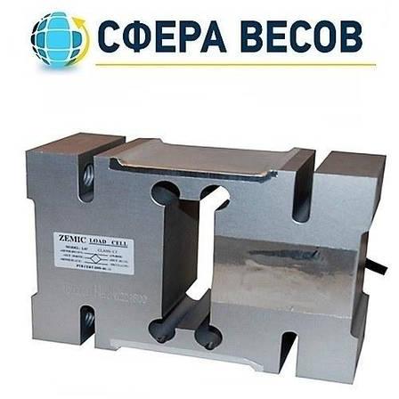Тензодатчик веса Zemic L6F-C3-3B6 (250kg, 500kg), фото 2