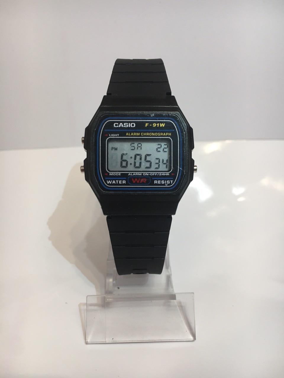 959e15fd Мужские наручные электронные часы CASIO (Касио), черный: продажа ...