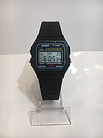 Мужские наручные электронные часы CASIO (Касио), черный