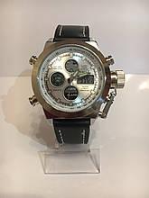 Чоловічі наручні годинники AMST, срібло ( код: IBW091S )