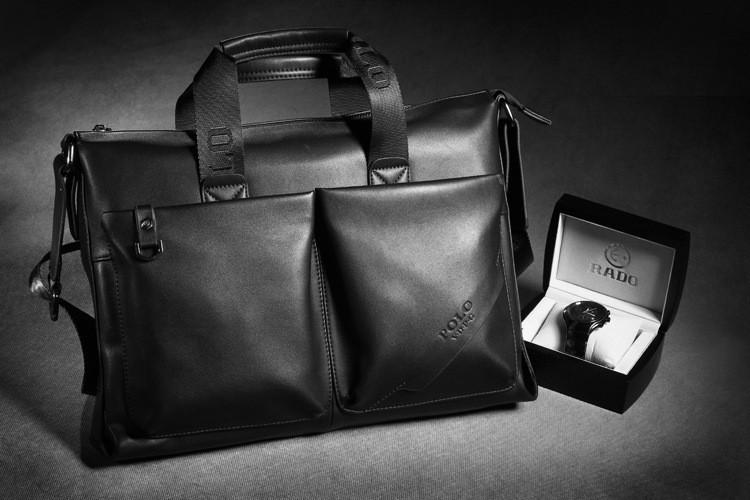 d31337475f10 Мужская сумка-портфель Polo под формат А4 КС10: продажа, цена в ...
