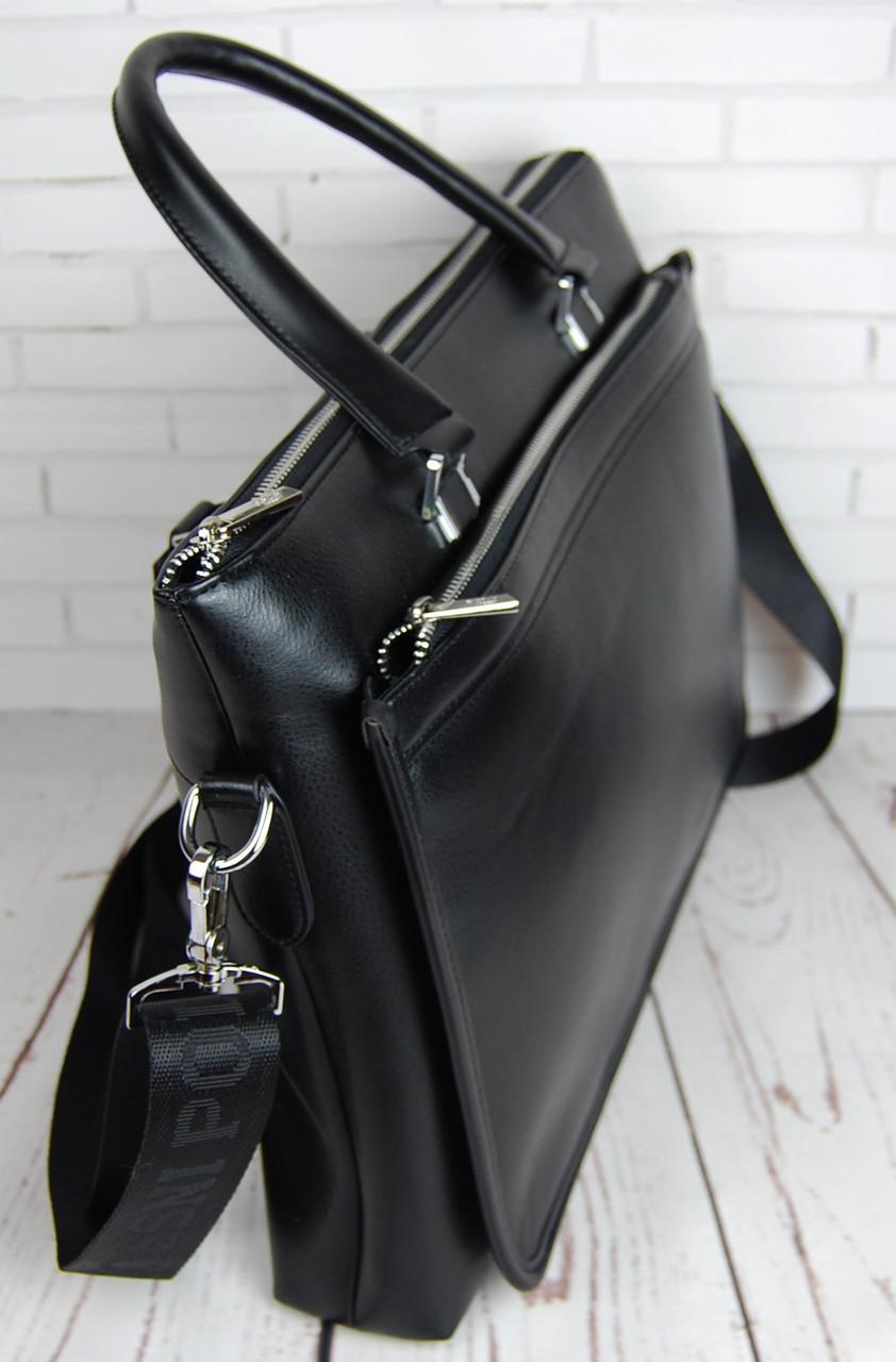 54fb12677899 ... Мужская сумка-портфель Polo под формат А4 сумка для документов КС37, ...