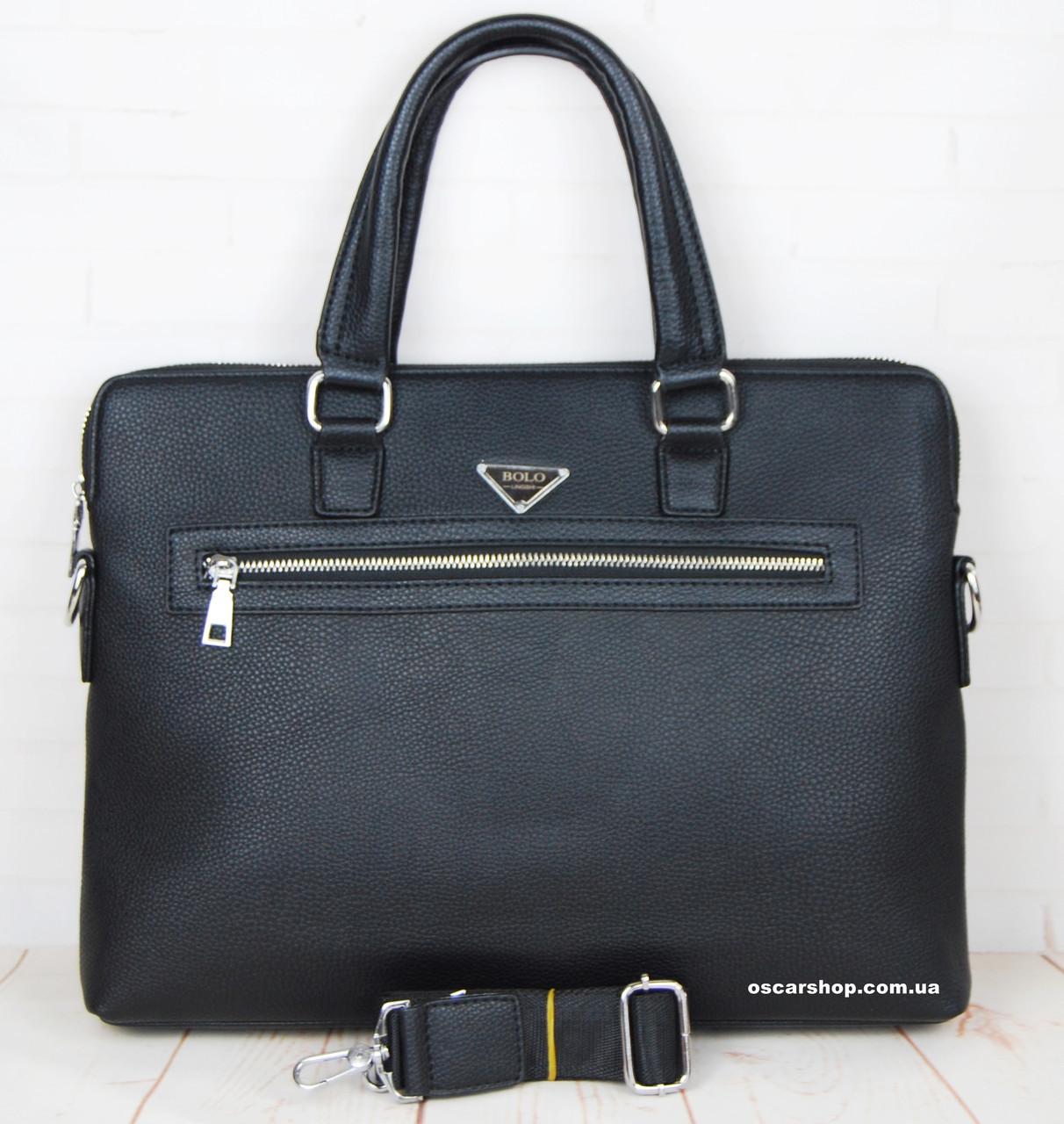 64ca758091c9 Портфель мужской под ноутбук. Мужская сумка Bolo формат А-4 - Интернет- магазин