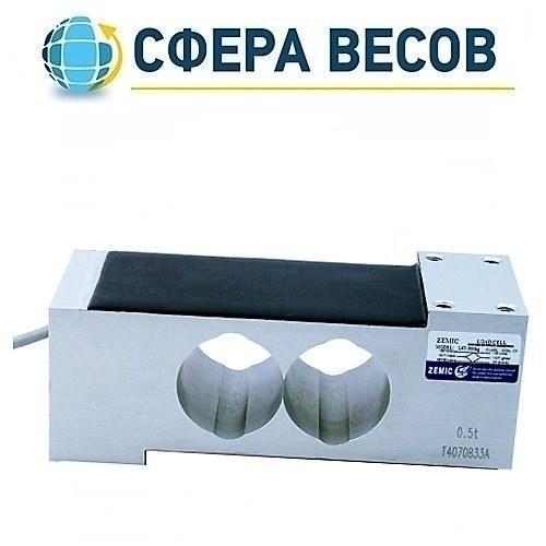 Тензодатчик веса Zemic L6T-C3-3B6 (1000kg)