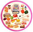Детский игровой набор Магазин, со сканером, кассой, холодильником 668-02, со звуковыми и световыми эффектами, фото 5