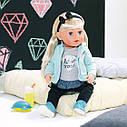Кукла BABY BORN - СЕСТРЁНКА-МОДНИЦА-  Лучший подарок для девочки, фото 3