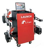 Стенд для регулировки развала-схождения колес автомобилей X-631 Launch