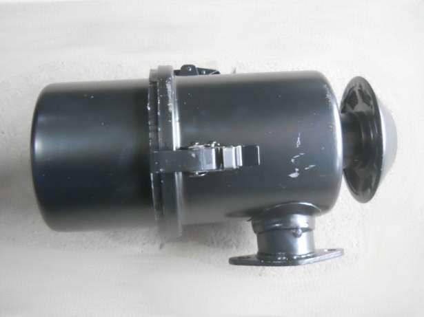 Воздушный фильтр с корпусом для дизельного двигателя 186F(9л.с)