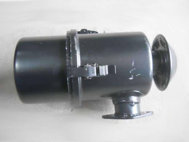 Воздушный фильтр с корпусом для дизельного двигателя 186F(9л.с), фото 2