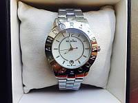Женские наручные часы Pandora (Пандора),цвет корпуса нержавеющая сталь и  белый циферблат 56951c8c0fb