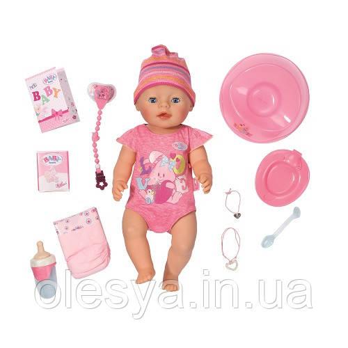 Кукла BABY BORN - ОЧАРОВАТЕЛЬНАЯ МАЛЫШКА - Лучший подарок для девочки
