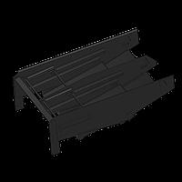 Ремонт решетного стана Deutz-Fahr 4075 HTS TopLiner (Дойц Фар 4075 ХТС Топлайнер)