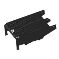 Ремонт решетного стана Deutz-Fahr 4080 HTS TopLiner (Дойц Фар 4080 ХТС Топлайнер)