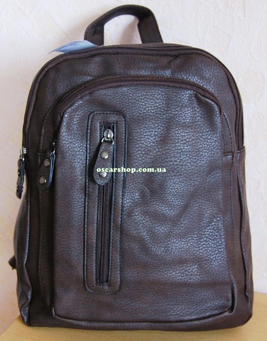 30712a31def8 Женская кожаная сумка. Женский рюкзак. Модный кожаный портфель. СР107 -  Интернет-магазин