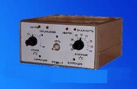 РТВИ-7 Регулятор температуры и влажности РТВИ-7-1