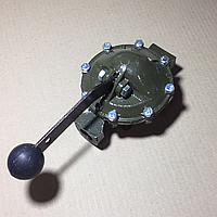 Насос подкачки топлива в сборе РНМ-1 Ручной насос диафрагменного типа для перекачки топлива