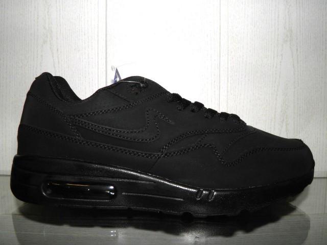 Кроссовки CR 8018-1 черный