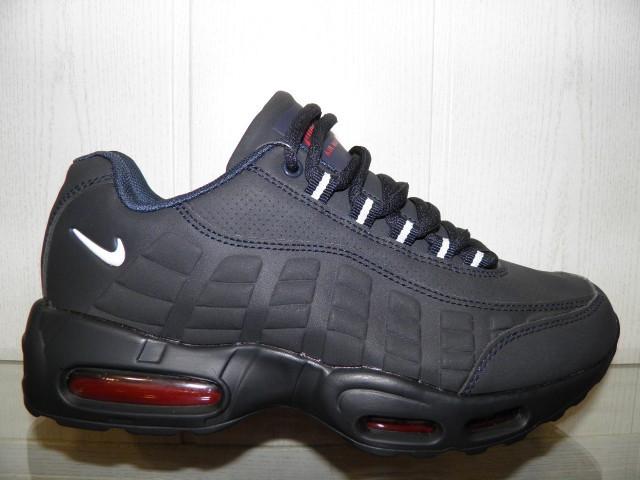 Кроссовки * Nike (Реплика) - 034-2 синий