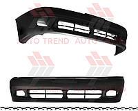 Бампер передний DAEWOO LANOS (накладка) черный | 96226147 | DAEWOO