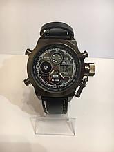 Чоловічі наручні годинники AMST, чорний антрацит ( код: IBW091B )