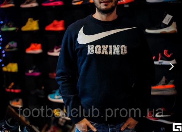 Реглан Nike Team Boxing 823106-010, фото 2