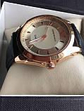 Мужские наручные часы Emporio Armani  (Эмпорио Армани), золотой корпус с серебристым циферблатом, фото 5