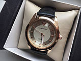 Мужские наручные часы Emporio Armani  (Эмпорио Армани), золотой корпус с серебристым циферблатом, фото 7