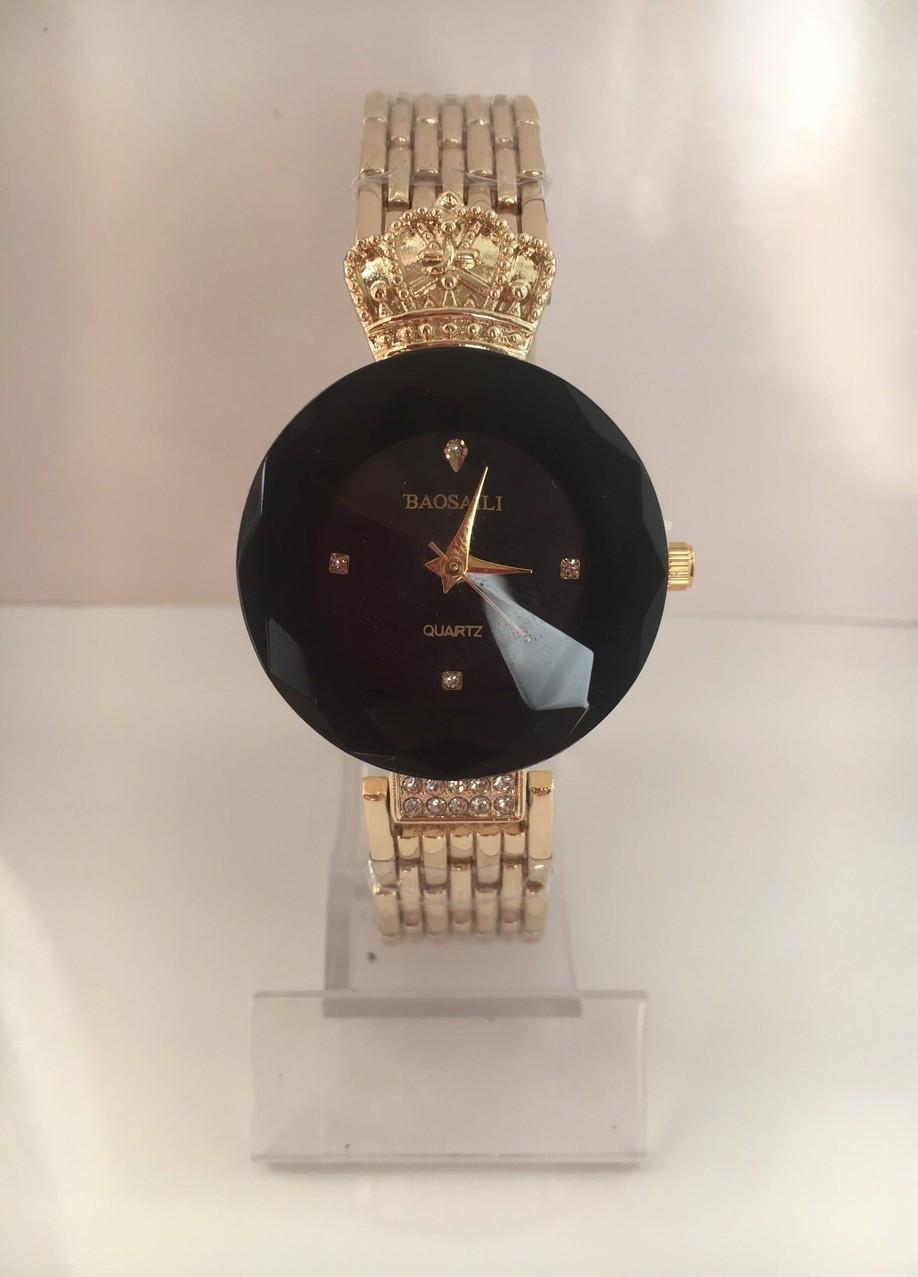 Женские наручные часы Baosaili (Баосаили), черный цвет