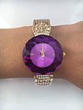 Женские наручные часы Baosaili (Баосаили), фиолетовый цвет, фото 5