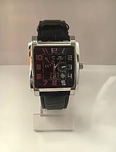Мужские наручные часы Orient (Ориент), серебристо-черный цвет