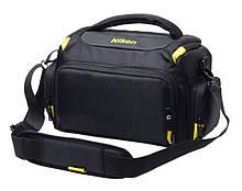 Фото сумка Nikon D, чехол-Сумка Никон оригинал