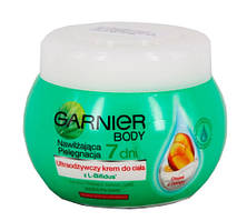 Garnier Body Intensive 7 days rich nourishing Cream увлажняющий лосьон для тела 300 ml