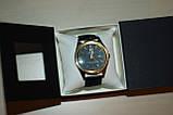 Мужские наручные часы Rolex ( Ролекс ) золото с чёрным циферблатом, фото 4