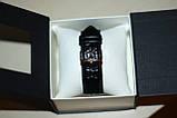 Мужские наручные часы Rolex ( Ролекс ) золото с чёрным циферблатом, фото 9