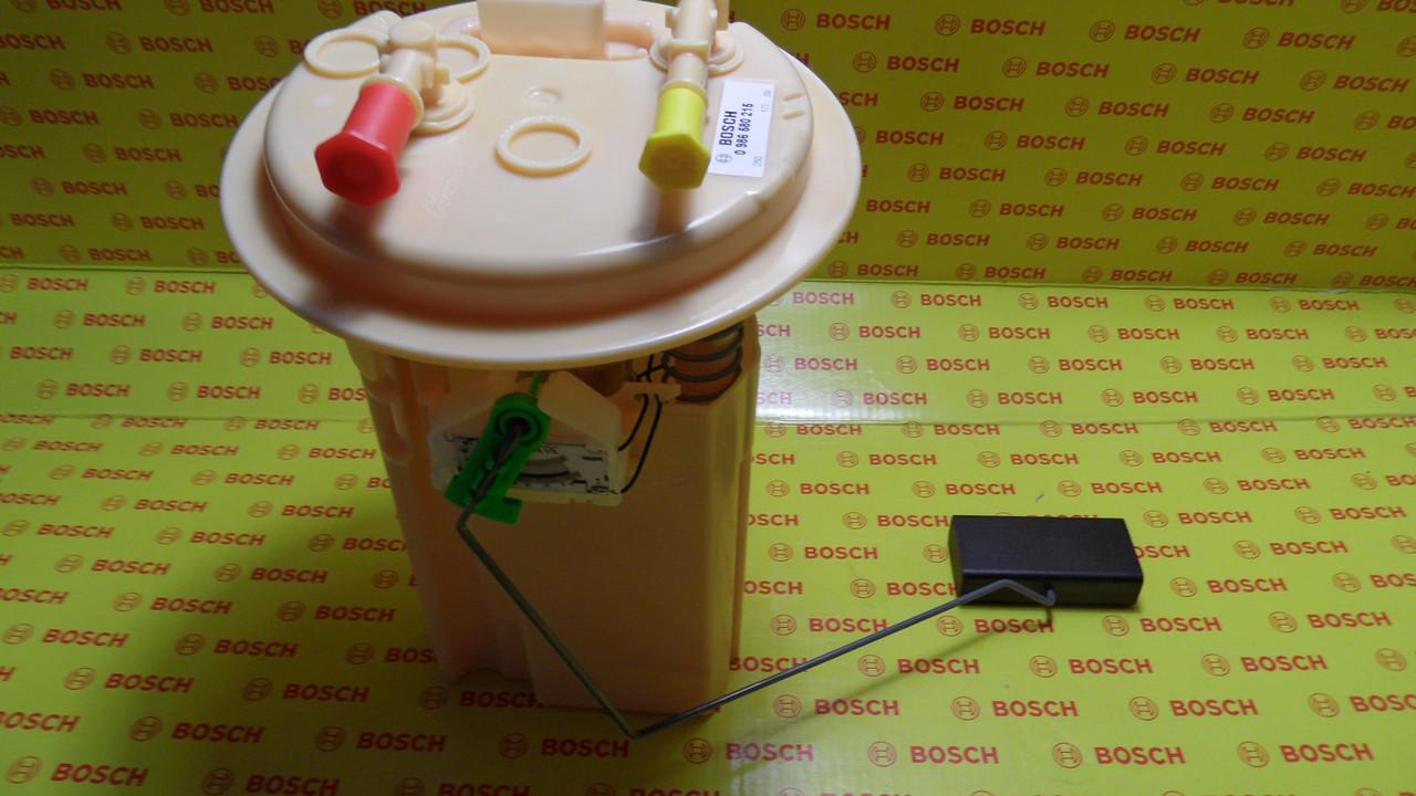Бензонасосы Bosch, 0986580215, 0 986 580 215