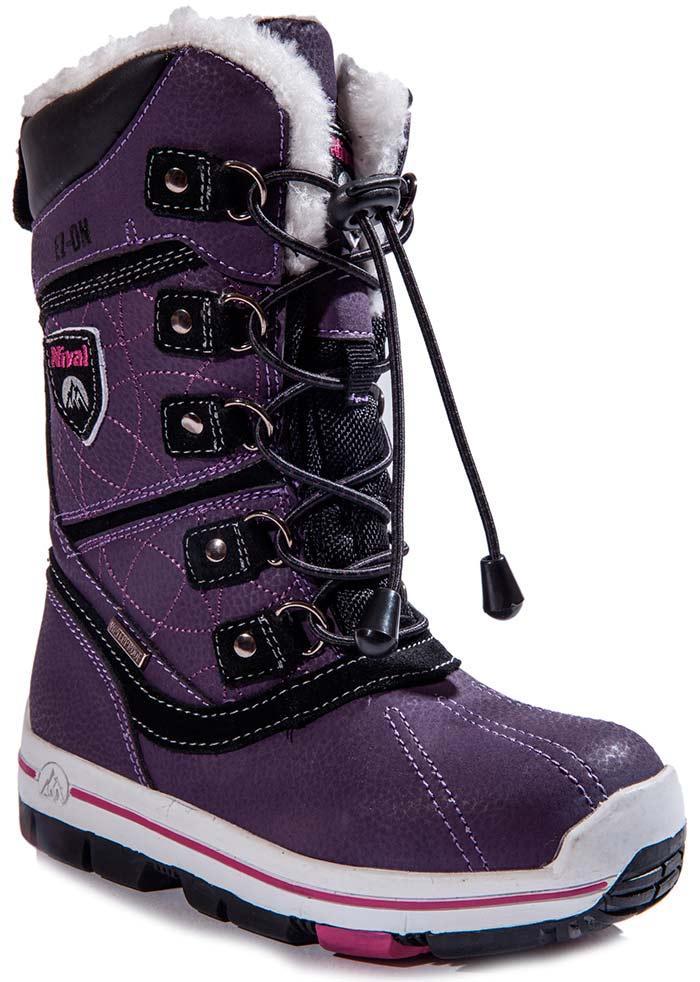 Ботинки Зимние для Девочки Iceraid 803cfde8efffd