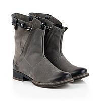 Ботинки Fatyanova 40 Серый, КОД: 227362