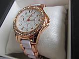 Женские наручные золотистые часы, фото 3