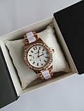 Женские наручные золотистые часы, фото 5