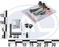 Монтажный комплект перед. колодок Citroen Evasion,Jumpy 94-, Lancia Zeta 94-02, Peugeot 806 94-02 | 1131430X | Quick brake