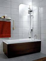TORRENTA PND1210 шторка на ванну правая 1210*1500 (прозрачн. стекло, хром)