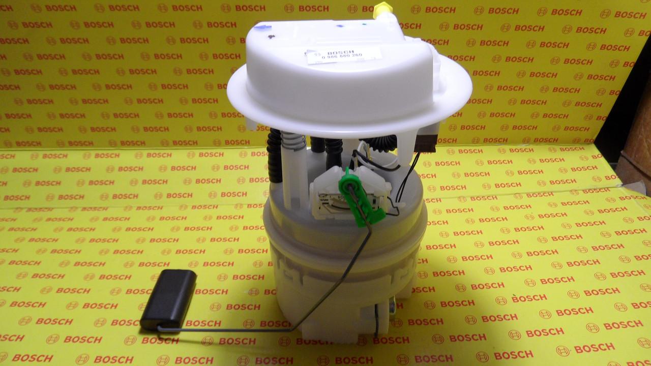 Бензонасосы Bosch, 0986580260, 0 986 580 260