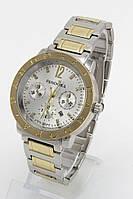Женские наручные часы Pandora (Пандора), цвет корпуса нержавеющая сталь с  золотом и белый b3bde8bb32e