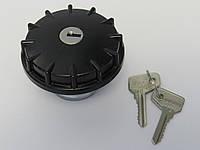 Крышка топливного бака ВАЗ 2108, 2109, 2113, 2114, 2115 металлическая с замком. Пробка бензобака