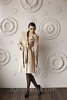 Демисезонное женское пальто из кашемира Тур-7, фото 1