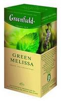 """Чай зеленый Greenfield """"ГрінМеліса"""" 1.5г*25п."""